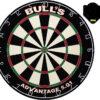 68000 Advantage 501 Bulls Dartboard clickfix