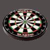 68229 Bulls Classic Dartboard Front 2