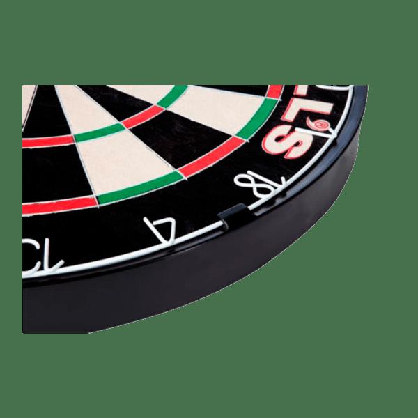 Bulls Advantage 501 Dartboard detail