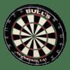 Bulls Advantage 501 Dartboard sideways