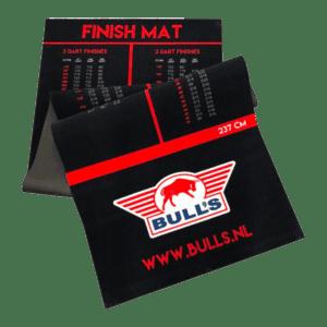 Bulls Finish mat 60x300 Opgerold