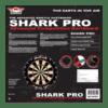 Bull's Shark Pro Dartboard Rear Package
