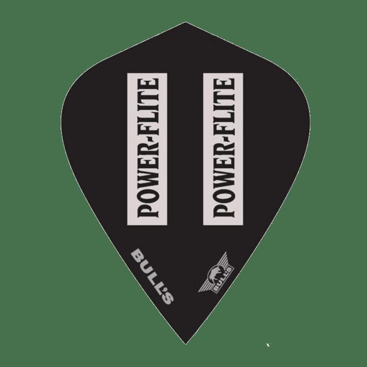 POWERFLITE Kite – Zwart