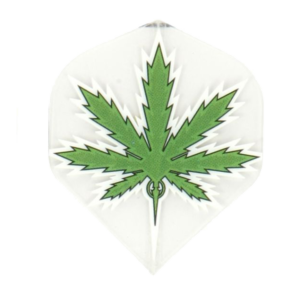 Poly Plus Flight - Cannabis Groen